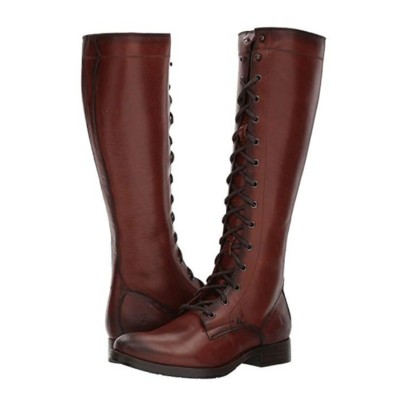 Iso Frye Melissa Tall Lace Boot